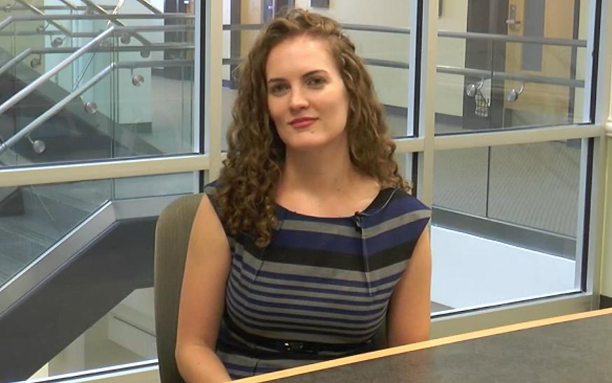 Liz Ducey GIS Graduate Program Alumna