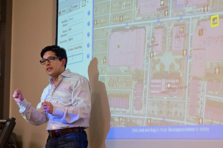 GIS Graduate Program Professor