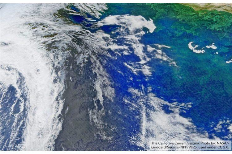 Photo of Earth by NASA.