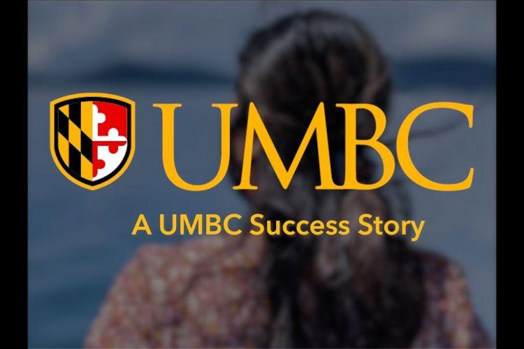 UMBC student profile